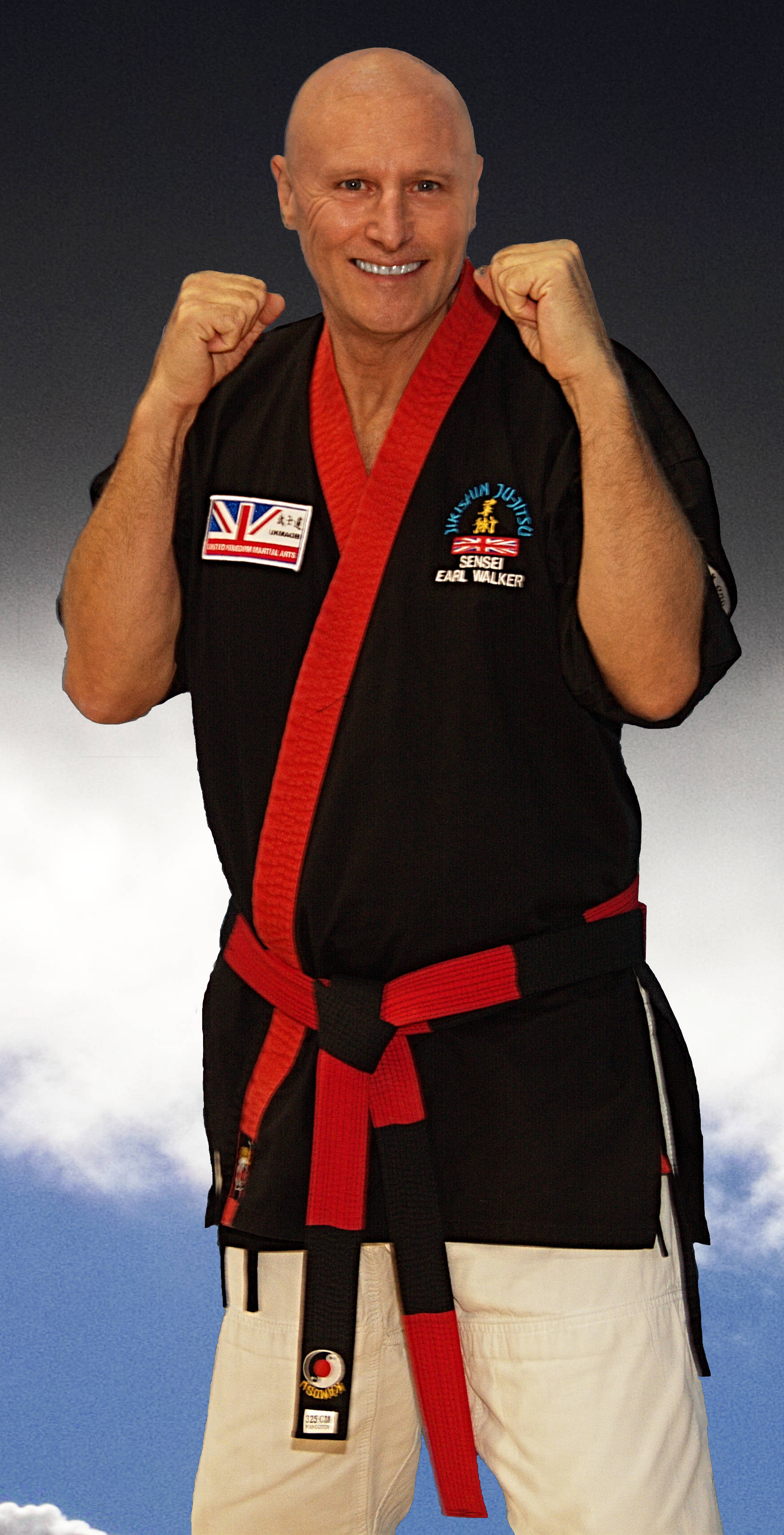 Earl Walker - Chief Instructor - Hando Ju Jitsu Clubs