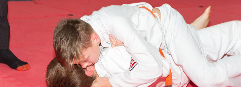 Lewis Mays Competing in Groundfighting JJJA/UKMAGB National Competition 2015