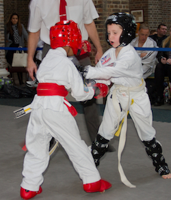 Hando Ju Jitsu - RM Sparring in National Competition 2016